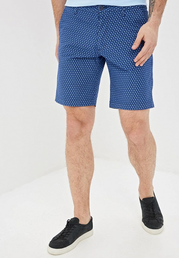 мужские повседневные шорты gaudi, синие