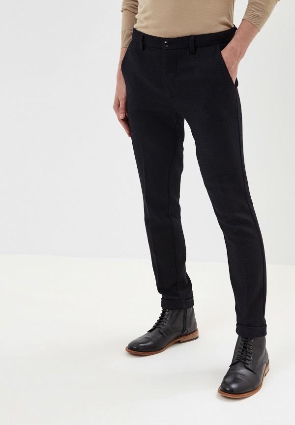 мужские классические брюки gaudi, черные
