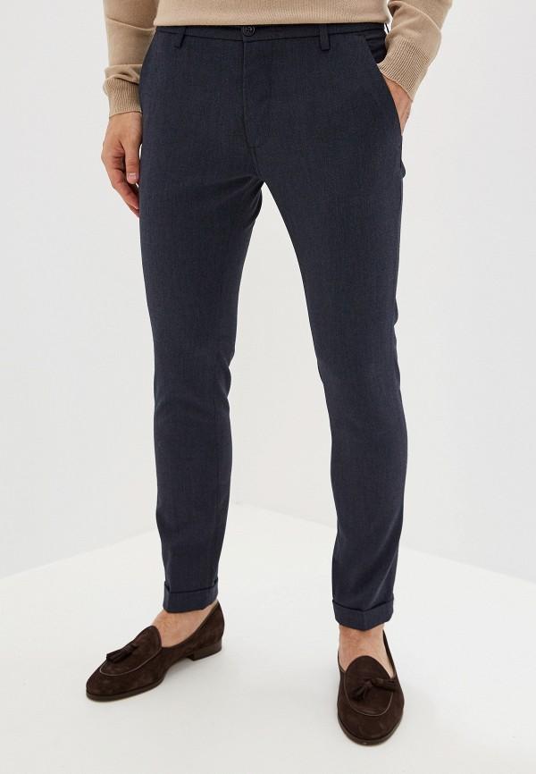 мужские классические брюки gaudi, серые