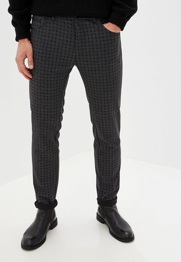 мужские повседневные брюки gaudi, черные