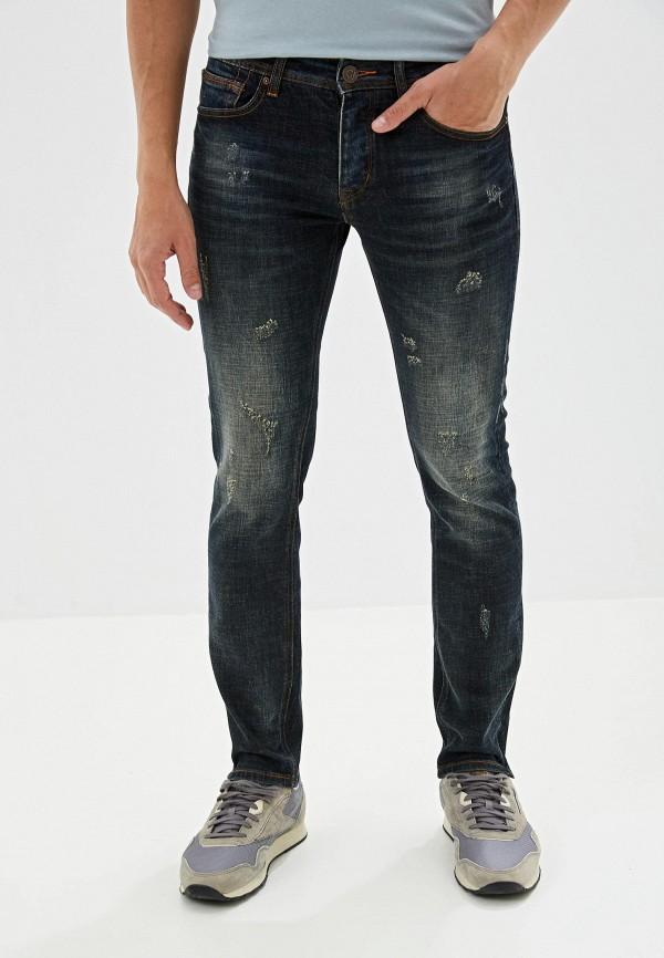 мужские прямые джинсы gaudi, синие