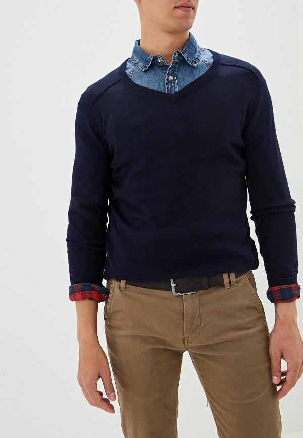 мужской пуловер gaudi, синий