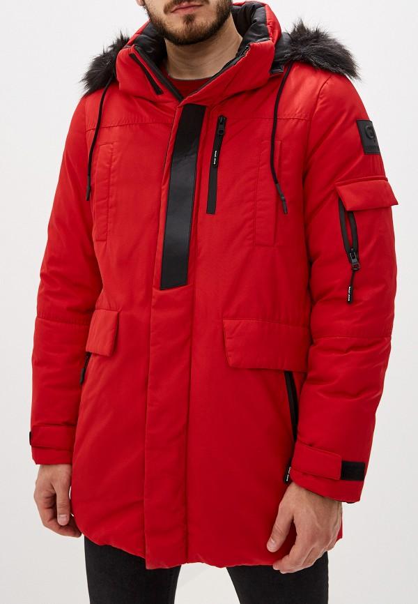 мужская куртка gaudi, красная