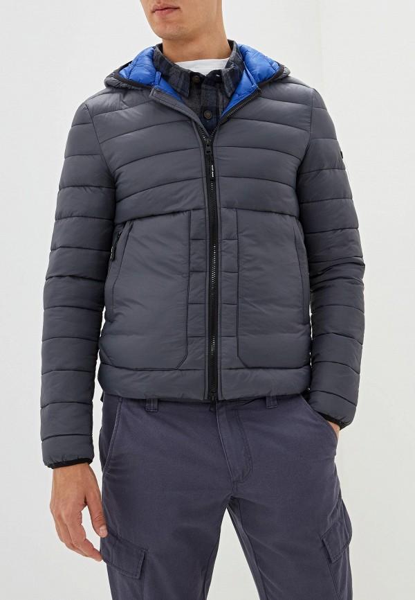 мужская куртка gaudi, серая