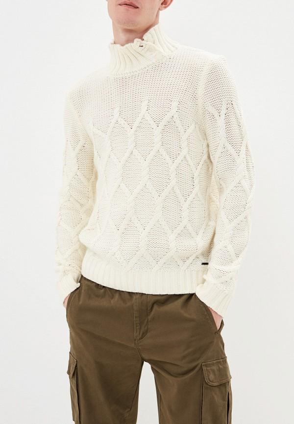 мужской свитер gaudi, белый