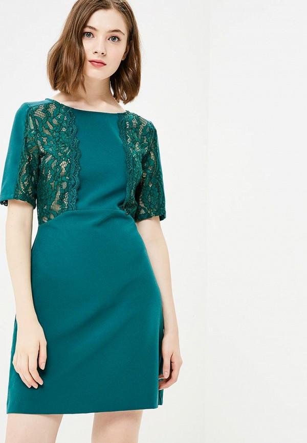 женское повседневные платье gaudi, зеленое
