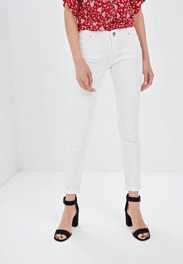 женские джинсы gaudi, белые