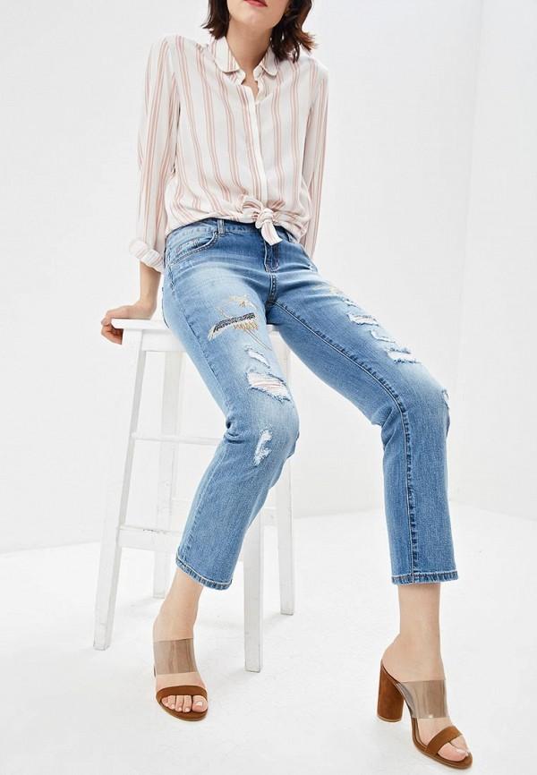 женские джинсы gaudi, синие