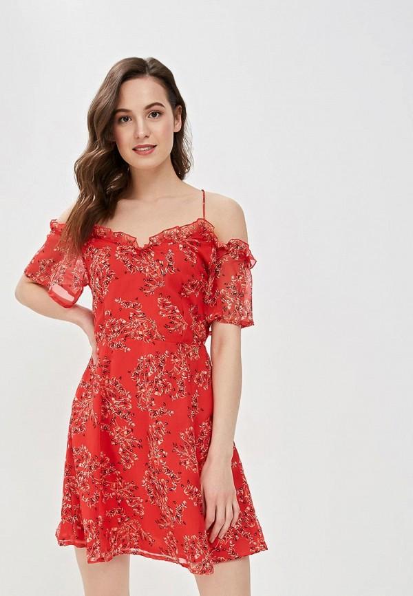 женское платье gaudi, розовое