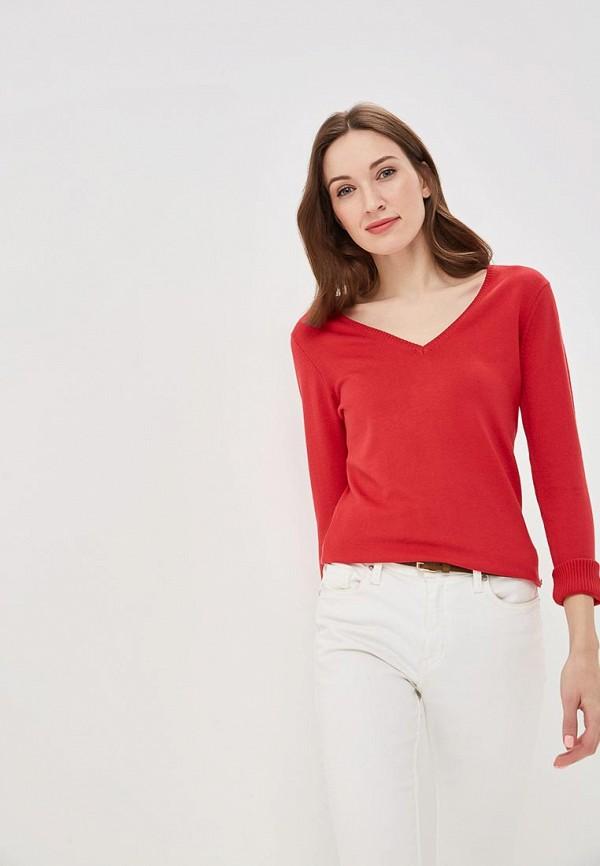 женский пуловер gaudi, красный