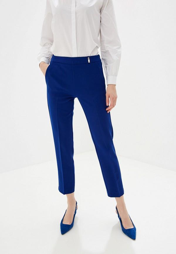 женские повседневные брюки gaudi, синие