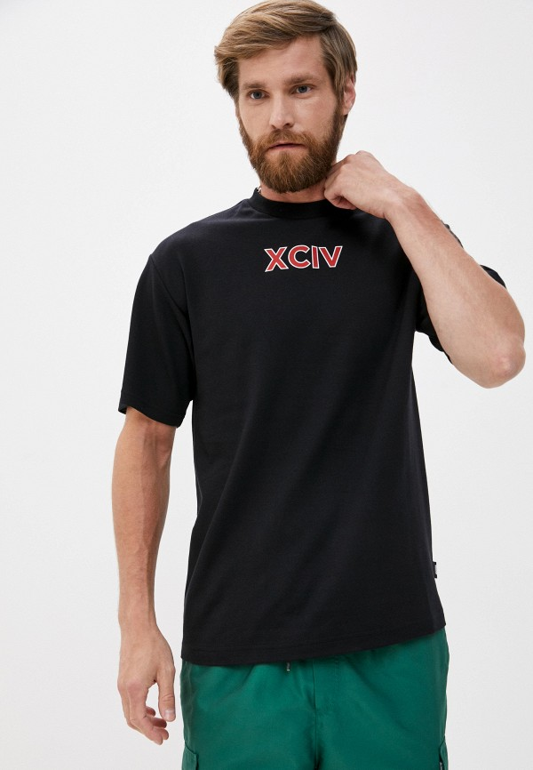 мужская футболка gcds, черная