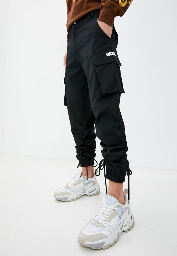 мужские повседневные брюки gcds, черные