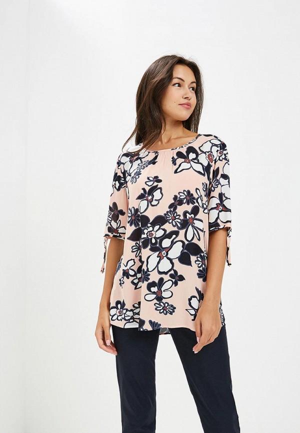 Купить Блуза Gerry Weber, GE002EWCCMY7, розовый, Осень-зима 2018/2019