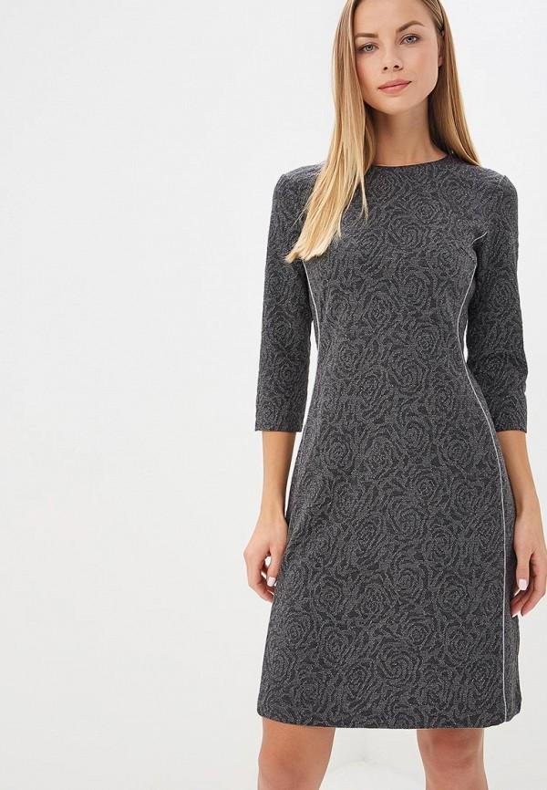 Купить Платье Gerry Weber, ge002ewccne9, серый, Осень-зима 2018/2019