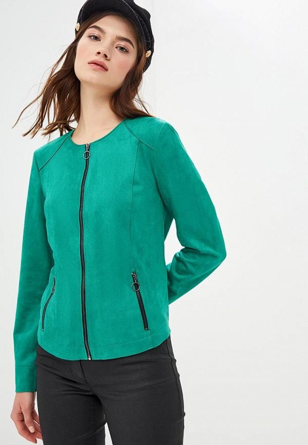 женский жакет gerry weber, зеленый