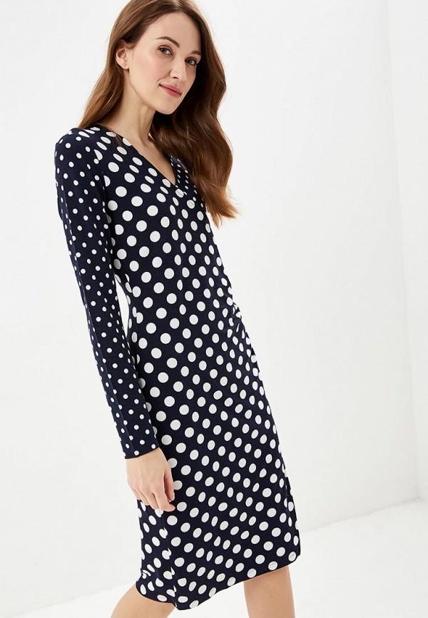 женское платье gerry weber, синее