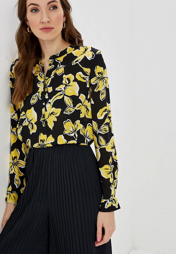 женская блузка gerry weber, черная