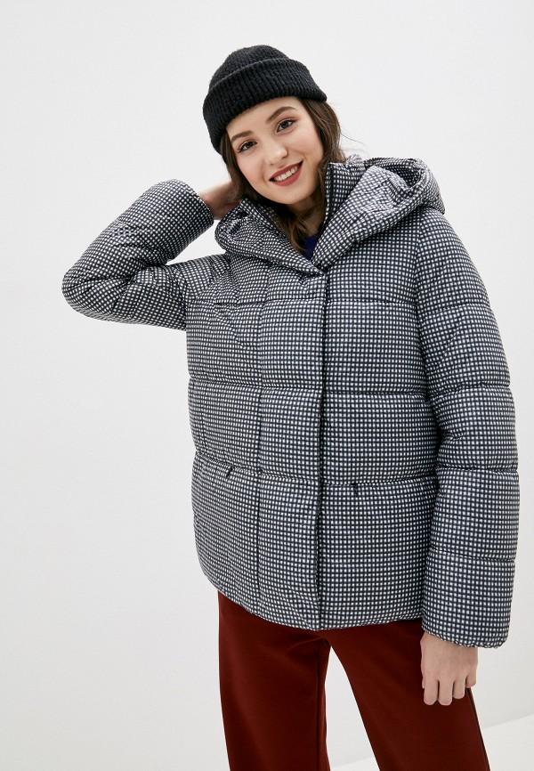 женская утепленные куртка gerry weber, серая