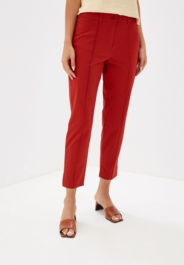 женские брюки gerry weber, красные