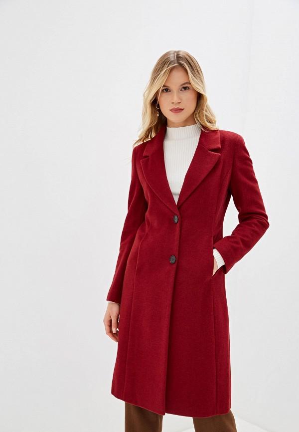 женское пальто gerry weber, красное