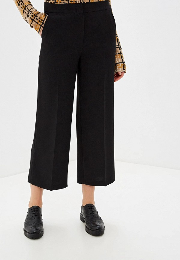 женские повседневные брюки gerry weber, черные