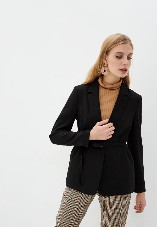 женский пиджак gerry weber, черный