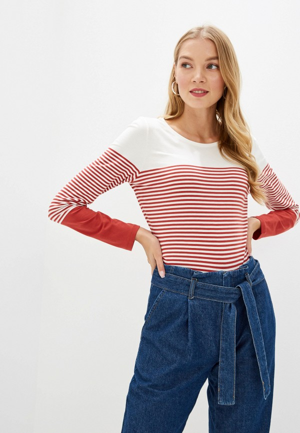женская футболка gerry weber, красная