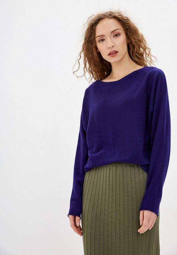 женский джемпер gerry weber, фиолетовый