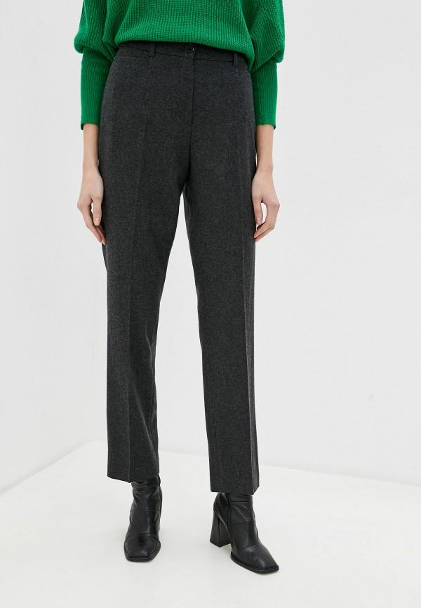 женские классические брюки gerry weber, серые