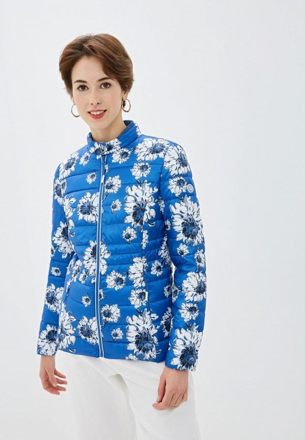 женская джинсовые куртка gerry weber, синяя