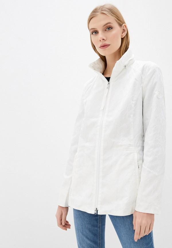 женская куртка gerry weber, белая