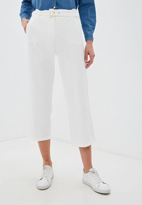 женские брюки клеш gerry weber, белые