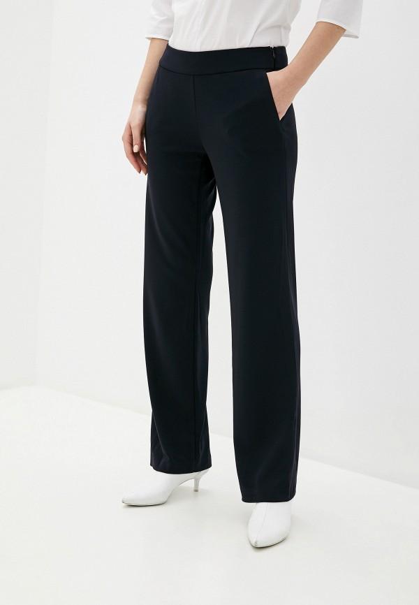 женские брюки клеш gerry weber, синие