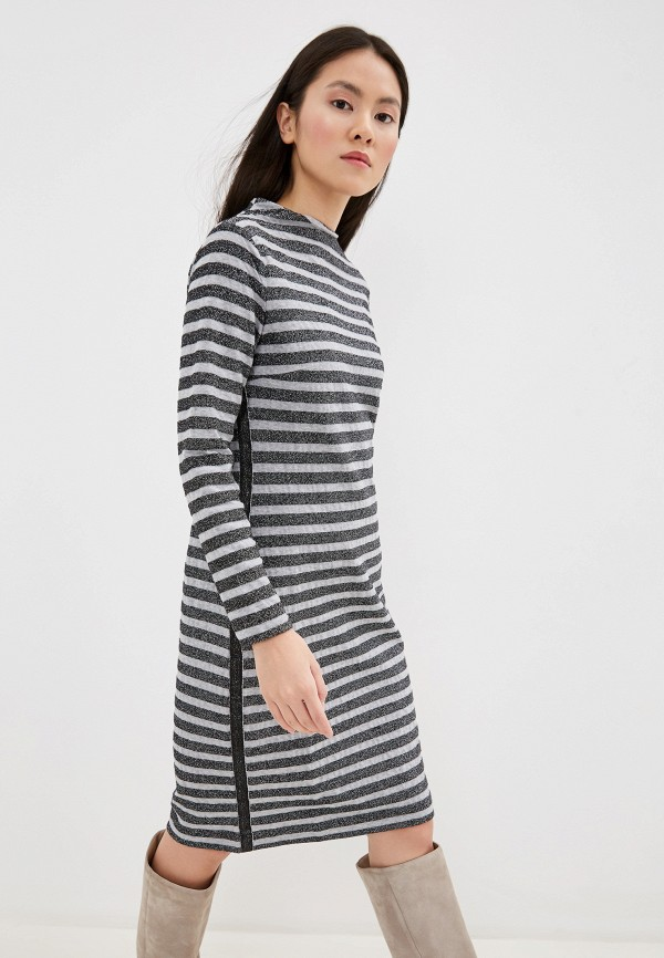 женское платье gerry weber, серое