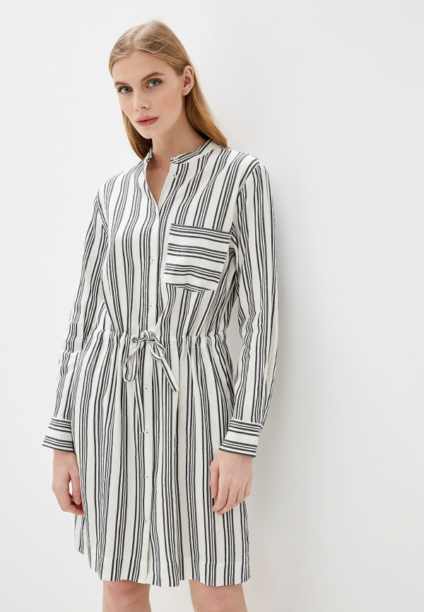 женское платье-рубашки gerry weber, белое