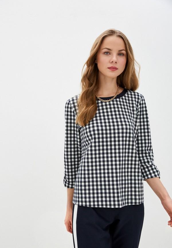 женская блузка gerry weber, разноцветная