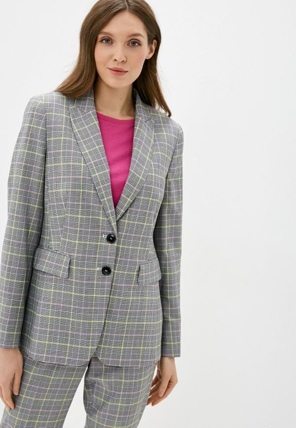 женский пиджак gerry weber, серый