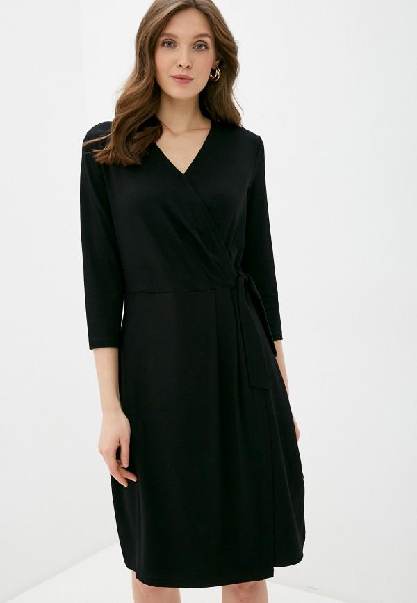женское платье gerry weber, черное