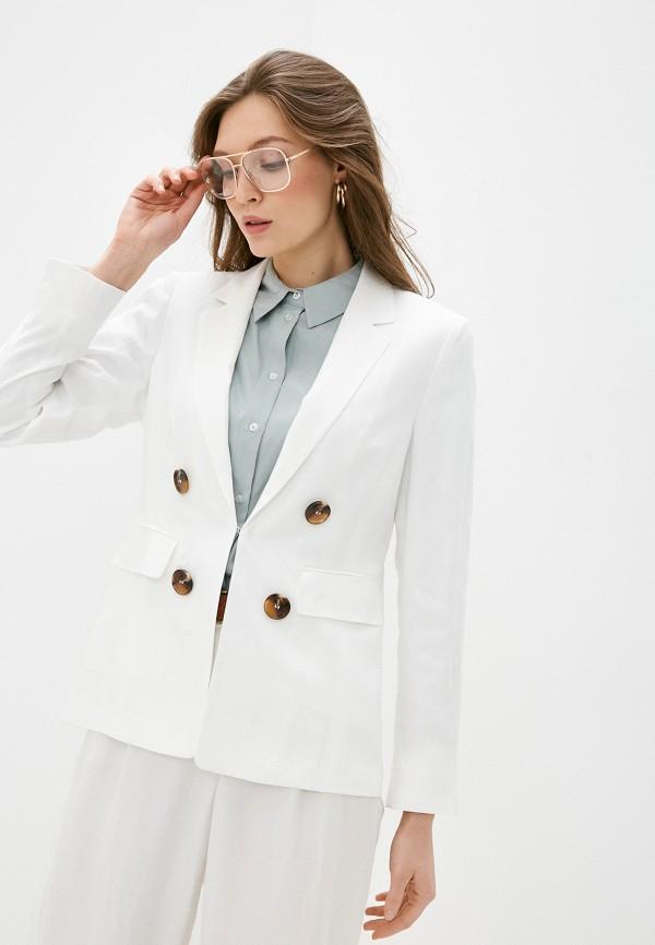 женский пиджак gerry weber, белый