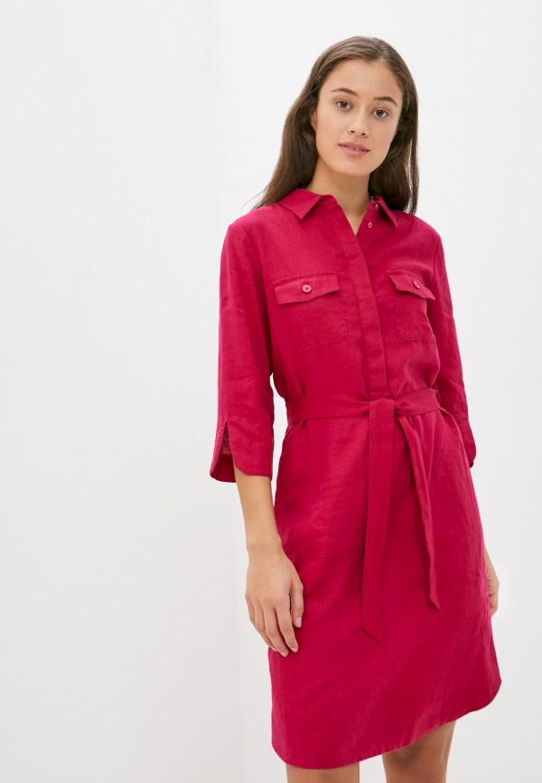 женское платье gerry weber, розовое