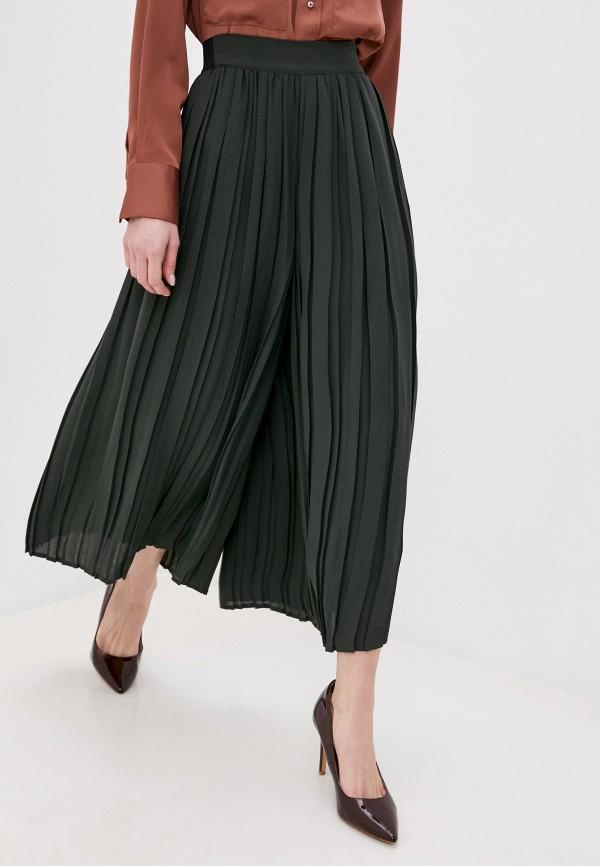 женские брюки клеш gerry weber, хаки