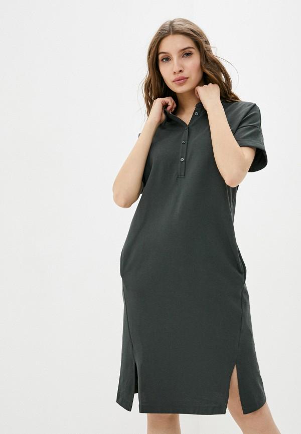женское платье gerry weber, хаки