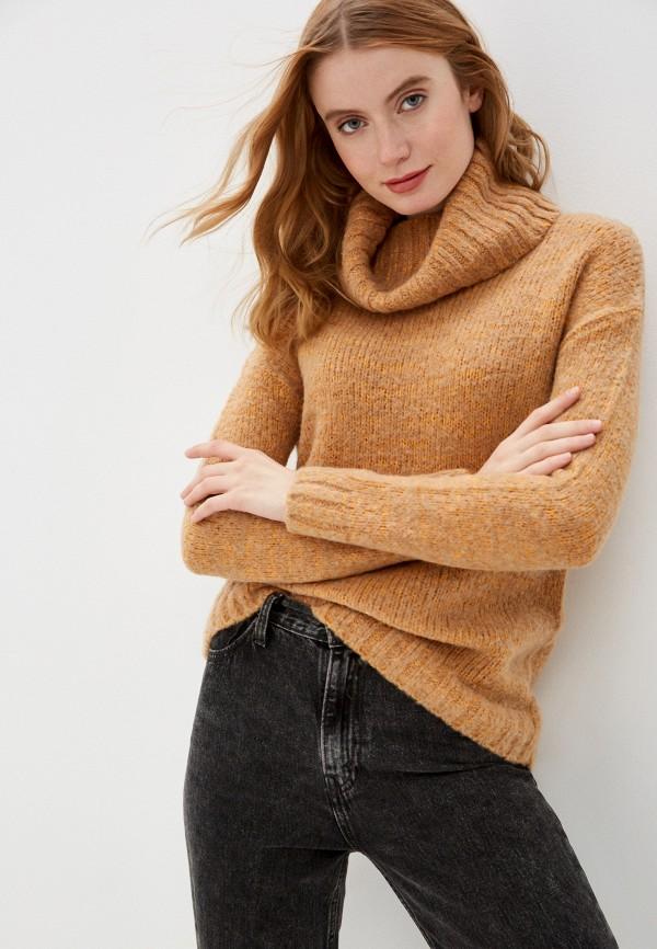 женский свитер gerry weber, коричневый