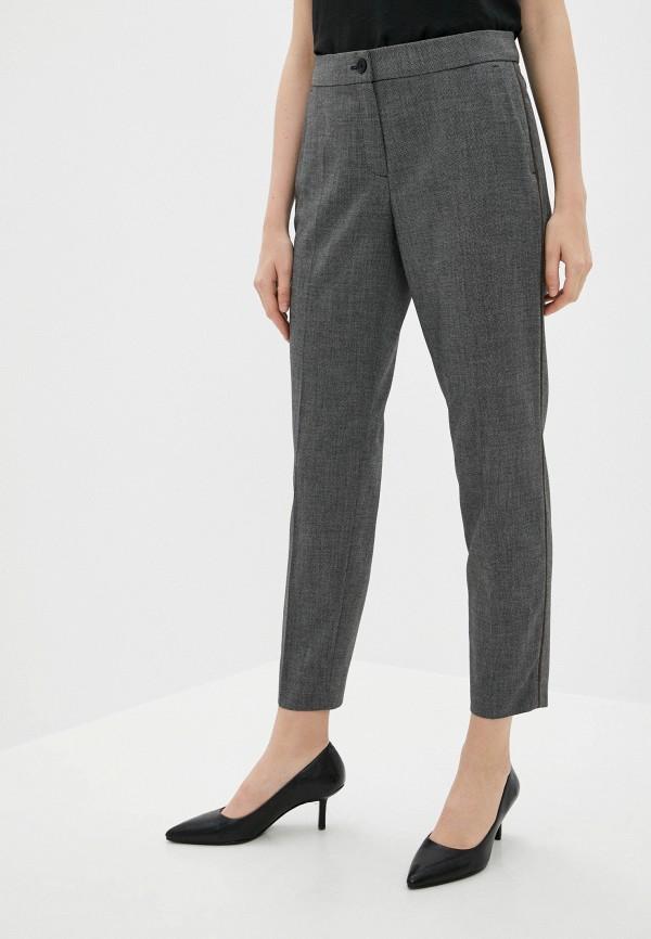 женские повседневные брюки gerry weber, серые