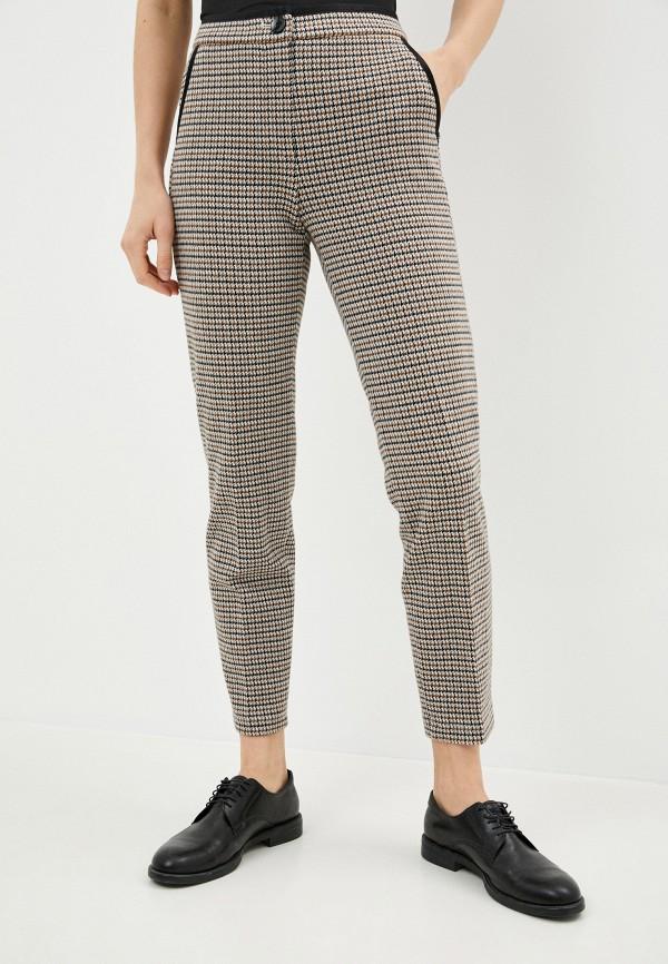 женские повседневные брюки gerry weber, бежевые