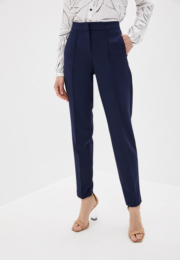 женские классические брюки gerry weber, синие