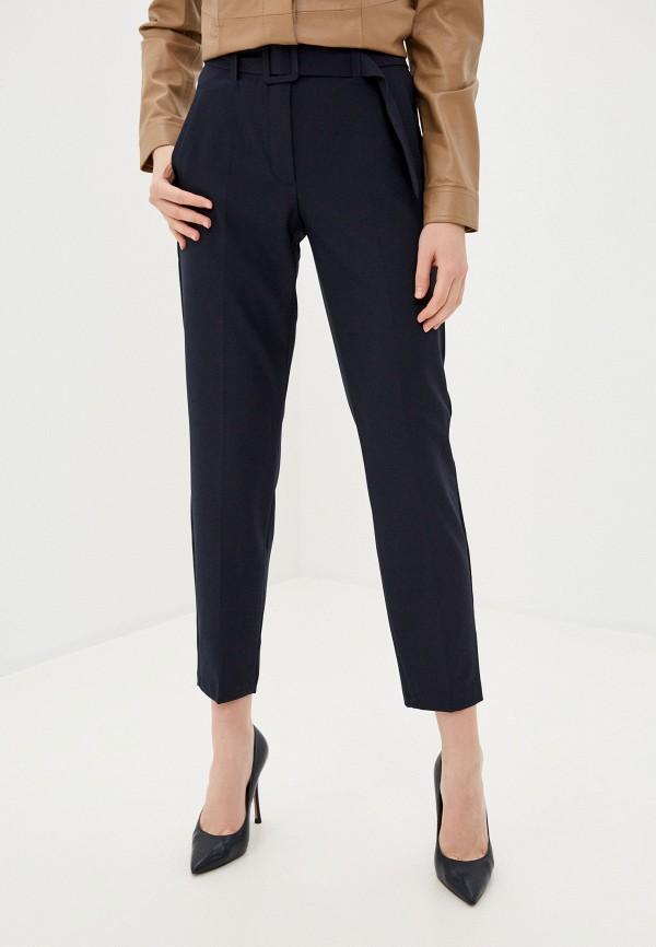 женские повседневные брюки gerry weber, синие