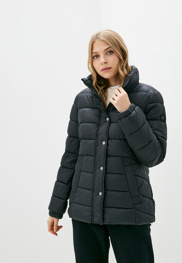 женская куртка gerry weber, черная