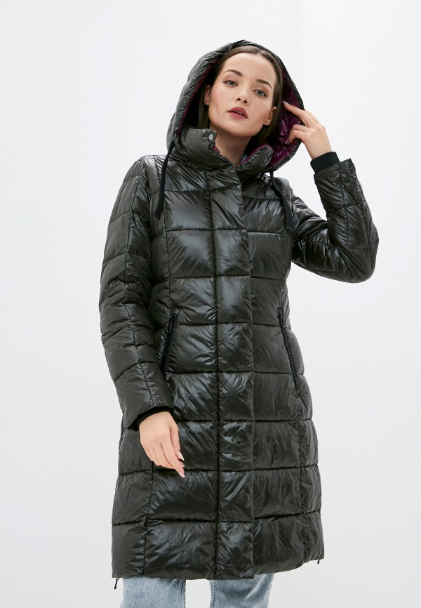 женская куртка gerry weber, хаки